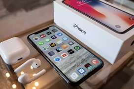 i.Phone X 256GB with free AIRPODS at low price with COD. Whatsapp me
