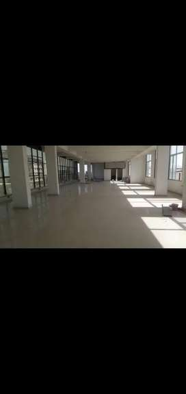 MULTI PURPOSE HALL IDEAL FOR CORPORATE OFFICE  HOSPITAL ,CALL CENTRE ,