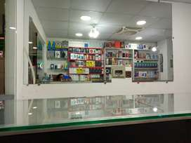 Running Mobile Shop For Sale