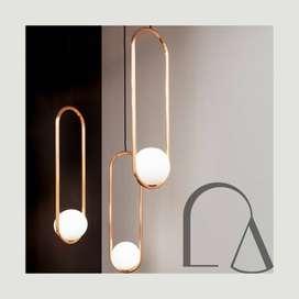 MILA LAMP Lampu Gantung