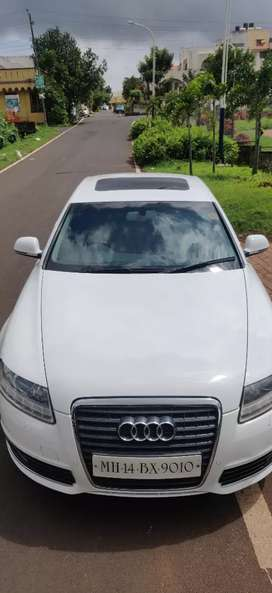 Audi A6 2.7 v6 TDI ( top of the line / top end model )