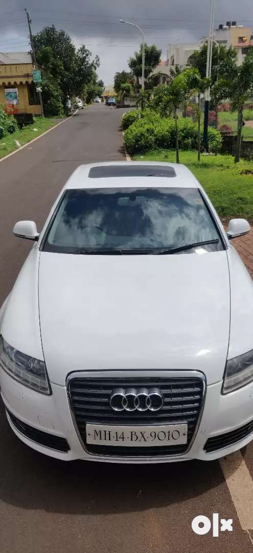 Audi A6 2.7 v6 TDI ( top of the line / top end model ) 0