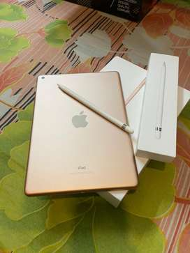 Ipad 6th generation 32gb wifi  and apple pencil