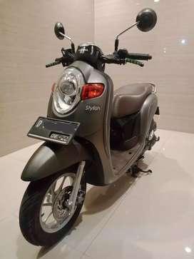 Honda New Scoopy 2017