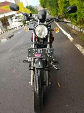 Beneli Motobi 200 Evo pmk 2019 Km 5 ribuan Mustika Motor Sukun DONNY