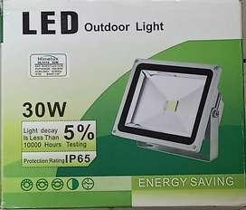 Lampu sorot LED 30 watt , 50 watt merk HNL
