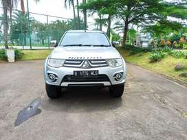 Pajero sport exceed matic 2014