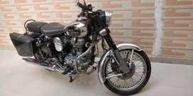 Bullet 500 cc bike