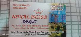 Wedding venue in meerut