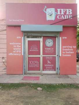 Office/Restaurant on rent in Maharani Farm, Durgapura