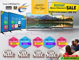 "Sale sale on Led TV 32""to 65 ""with warranty"