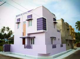 Newly constructed 2bhk 2.5 cents  house for immediate sale