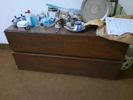 Dining table, center table, queen bed, double bed, TV tables