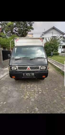 Jual Mitsubishi L300 box diesel th 2012