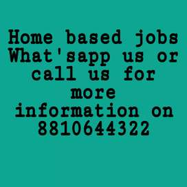 Earn money by simple typing work