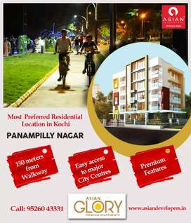 Brand New Apartments For Sale At Kadavanthra