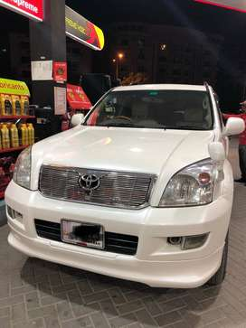 Prado TZ G 3400cc read descrition