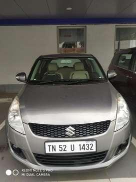 Maruti Suzuki Swift VDi ABS, 2014, Diesel