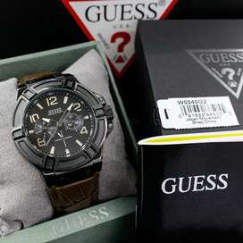 Guess W0040G2 Brown Leather Original
