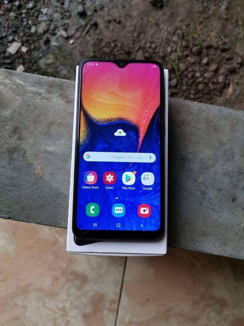 Samsung A10 (2/32Gb) Blue 0