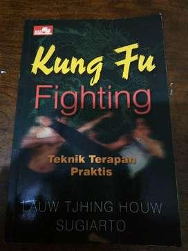 Jual Buku beladiri Kungfu fighting teknik terapan praktis