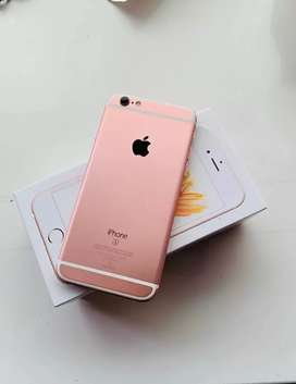 iPhone 6s 32 gb gold rose gold