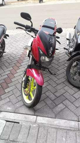 Motor Bajaj Pulsar tahun 2011 (bisa Nego)