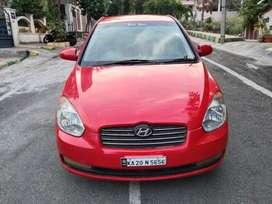 Hyundai Verna 2006-2009 CRDi SX ABS, 2006, Diesel