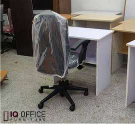 Combination Study Table and Office Chair - All office furniture avail