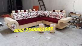 MJ66 corner sofa set branded color with 3 years warranty