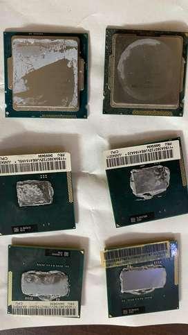 intel cpu processor