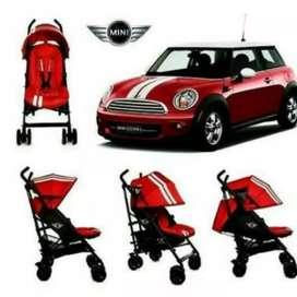 Stroller mini Cooper