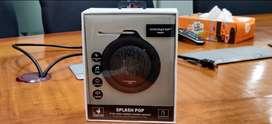 Unused Xoopar Splash Wireless Bluetooth Speaker
