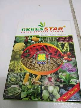 green star nasa