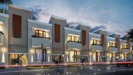 DUPLEX 3 BHK HOUSE IN TRICITY @ UNDER 30 LACS