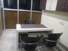 Furnished offices starting from 300 sqft onwards  rent nr bus stand