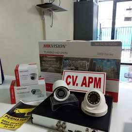 PAKET CCTV HIKVISON MURAH PLUS PASANG DI TEMPAT Sobang Lebak kab