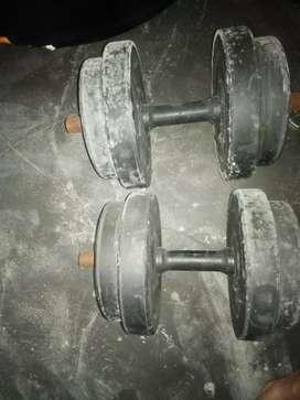 Gym home equipments
