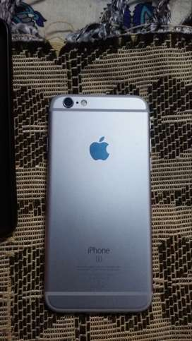 I want to sell  new I Phone 6s silver on  Glaizing condition urgently