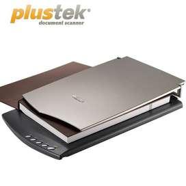 Plustek OpticSlim 2610 Flatbed Scanner