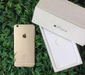 Iphone 6 Plus (64gb) Gold Inter Fullori