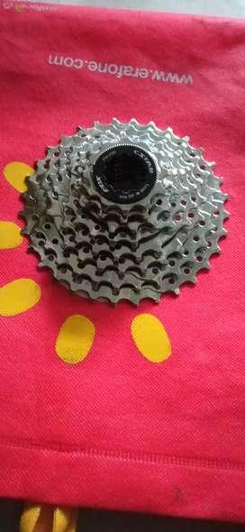 Freewheel Belakang / Sprocket 8 Speed Slop/ Gear Belakang Sepeda
