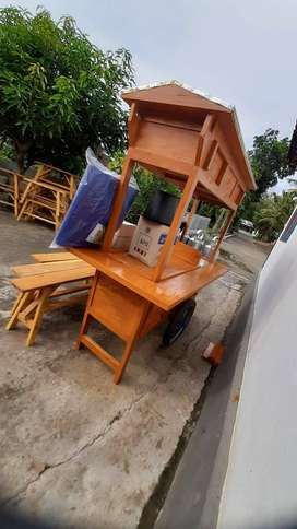 Gerobak Angkringan Wedangan HIK Jahe Merah 013