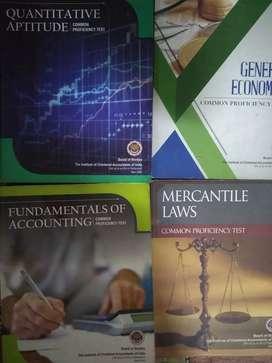 CA CPT books