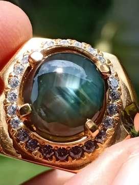 Fancy sapphire kresnadana