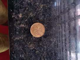 please buy HONG KONG ancient 1980 copper 10 centscoin just 275rs