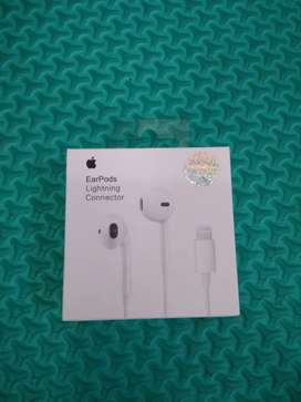 EARPODS lightning IPHONE X  conect bluetooth