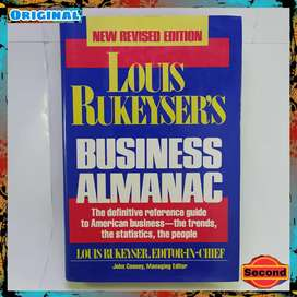Buku Bisnis Import Original By Louis Rukeysers   Business Almanac