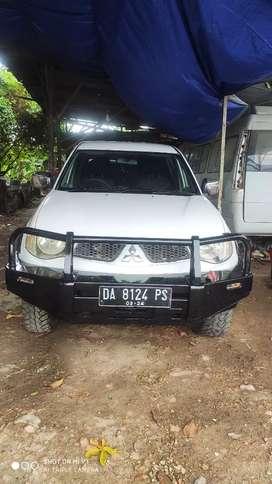 Mitsubishi Triton DC GLS 2013