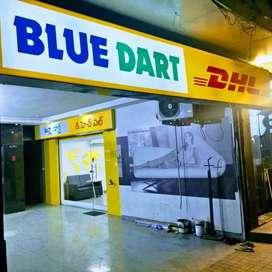 Bluedart process Job vacancy for Back Office/ Data Entry/ CCE